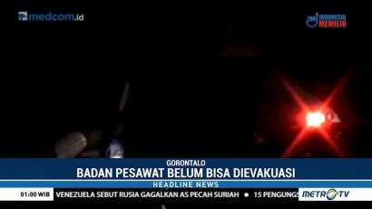 Lion Air Tergelincir, Bandara Jalaluddin Ditutup Sementara