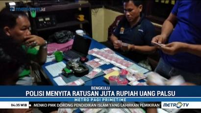 Polisi Tangkap Dukun Palsu Pengganda Uang di Bengkulu