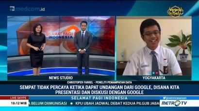 Pelajar Yogyakarta Temukan Inovasi Pemampatan Data