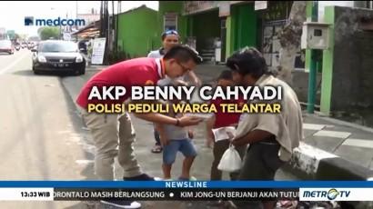 Aksi Peduli Para Personel Polisi