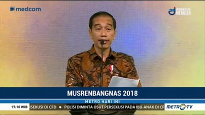 Jokowi Minta Pemda Reformasi Perizinan Investasi