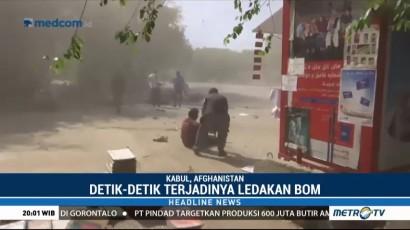 Dua Ledakan di Kota Kabul Tewaskan 25 Orang