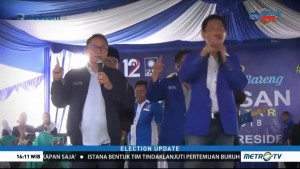 Zulkifli Hasan-Amien Rais Beda Sikap Jelang Pilpres 2019