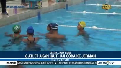 28 Atlet Renang Difabel Ikut Pelatnas Jelang Asian Para Games 2018