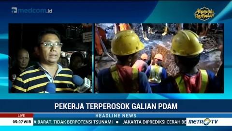 Pekerja Galian yang Tewas Tak Pakai Peralatan <i>Safety</i>