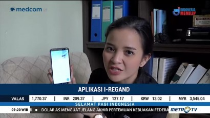 I-Regand, Aplikasi Software Ekonometrika Berbasis Android Pertama di Dunia