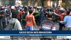 Warga Kesal dengan Aksi Anarkis Demo Buruh di Yogyakarta