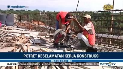 Potret Keselamatan Kerja Konstruksi di Indonesia