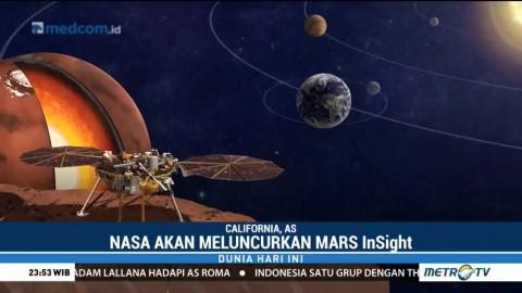 NASA akan Kirim Robot Geolog ke Mars