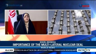Interview with Vice President of Iran