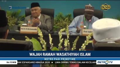 Indonesia Berbagi Pengalaman dalam Menerapkan Islam Wasathiyah