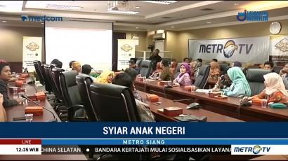 Seleksi Syiar Anak Negeri Diikuti 138 Grup Peserta