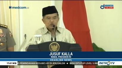 JK: Ulama Punya Peran Penting dalam Menjaga Perdamaian Dunia
