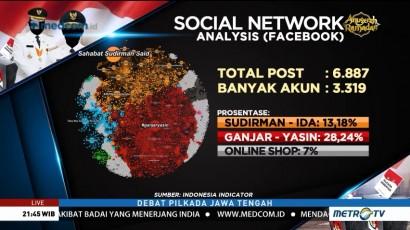 Debat Publik Pilkada Jawa Tengah (10)