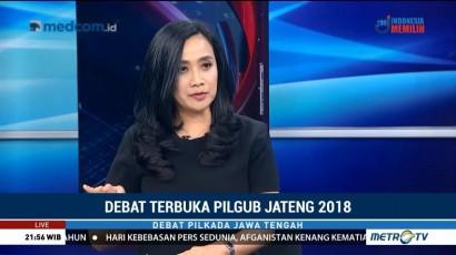 Debat Publik Pilkada Jawa Tengah (11)