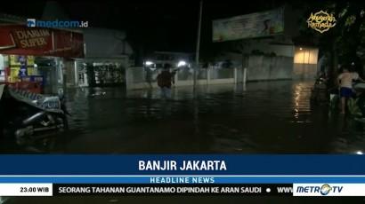 Mampang Prapatan Terendam Banjir