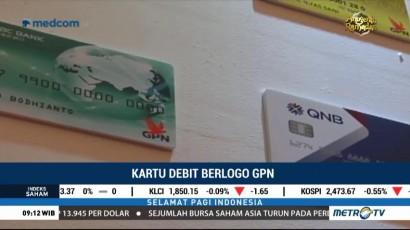 BI Luncurkan Kartu Debit Berlogo GPN