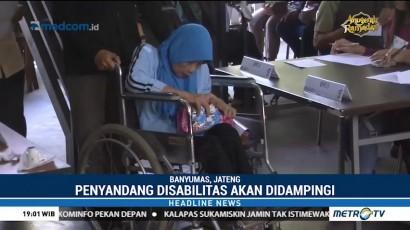 KPU Banyumas Gelar Sosialisasi Pilkada Bagi Penyandang Disabilitas