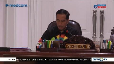 Jokowi Gelar Rapat Bahas Kerja Sama dengan Negara Pasifik Selatan