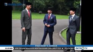 Pesona Pangeran Brunei Darussalam