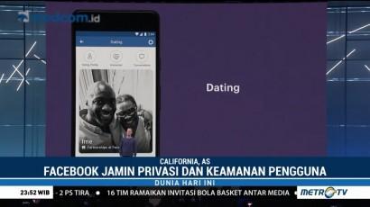 Facebook akan Luncurkan Fitur untuk Berkencan