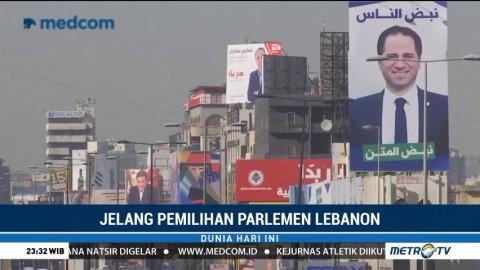Lebanon Segera Gelar Pemilihan Anggota Parlemen