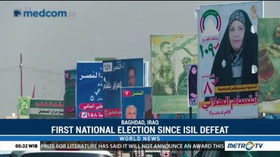 Iraq to Hold First National Election Since Defeat of ISIL