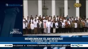 Membumikan Islam Moderat