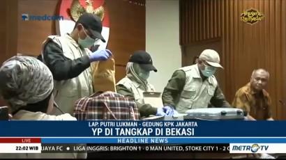 Anggota DPR Fraksi Demokrat Amin Santono Ditetapkan Tersangka oleh KPK