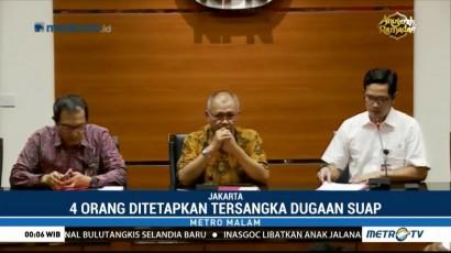 Anggota DPR Amin Santono Diduga Terima Suap Rp500 Juta