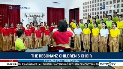 The Resonanz Children's Choir, Mengukir Prestasi Lewat Alunan Nada (1)