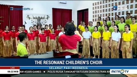 The Resonanz Children's Choir, Mengukir Prestasi Lewat Alunan Nada (1)