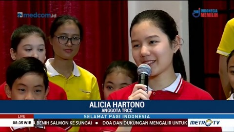 The Resonanz Children's Choir, Mengukir Prestasi Lewat Alunan Nada (2)