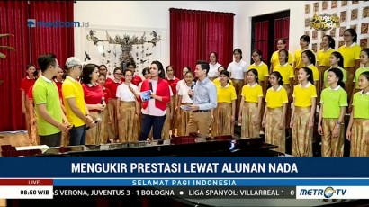 The Resonanz Children's Choir, Mengukir Prestasi Lewat Alunan Nada (3)