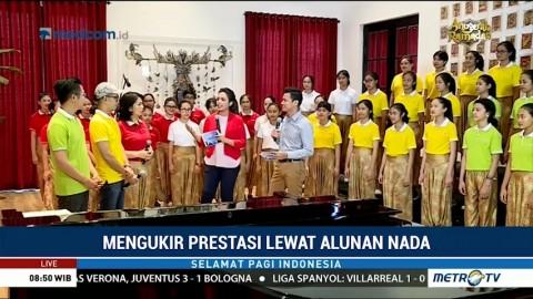 The Resonanz Children's Choir, Mengukir Prestasi Lewat Alunan Nada (3)