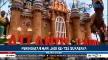 Parade Bunga dan Budaya Meriahkan Peringatan HUT ke-725 Kota Surabaya