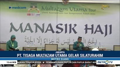 Silaturahmi Sarana Pembinaan Calon Jemaah Haji
