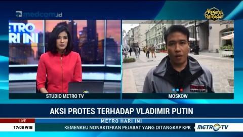 Pascademo Putin, Situasi di Moskow Kembali Kondusif
