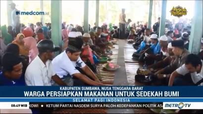 Pesta Ponan di Sumbawa Berlangsung Meriah