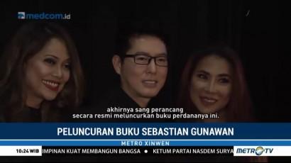 25 Tahun Berkarya, Sebastian Gunawan Luncurkan Buku Whisper/Roar