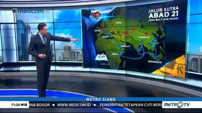 Data Kerja Sama Ekonomi Indonesia-Tiongkok di 2017