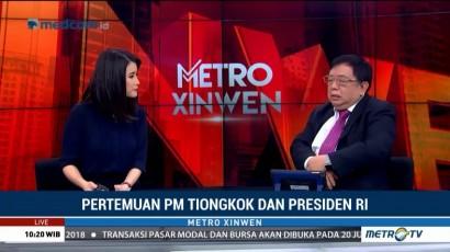 Pertemuan PM Tiongkok dan Presiden RI