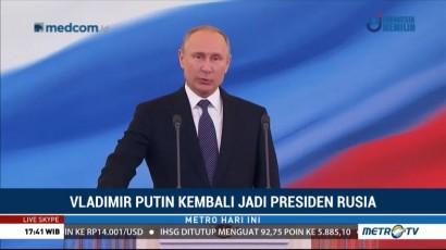 Putin Berencana Kunjungi Indonesia Tahun Ini