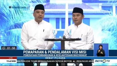 Debat Publik Pilkada Kabupaten Tangerang 2018 (1)
