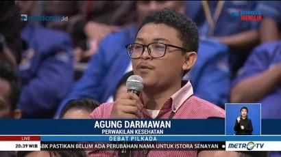 Debat Publik Pilkada Kabupaten Tangerang 2018 (5)