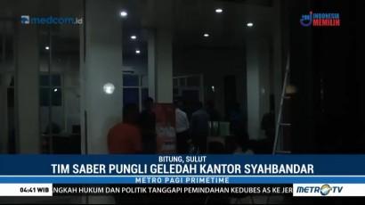Pejabat Pelabuhan Bitung Terjaring OTT Tim Saber Pungli