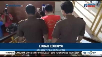 Terima Gratifikasi, Kades Pangkatrejo Dijebloskan ke Penjara