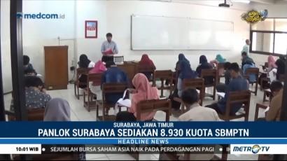 60.727 Peserta Ikut SBMPTN 2018 di Surabaya
