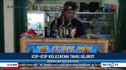 Porsi Jumbo Kuliner Khas Cirebon Sukses Tarik Pelanggan