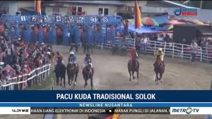 Pacuan Kuda Tradisional Solok